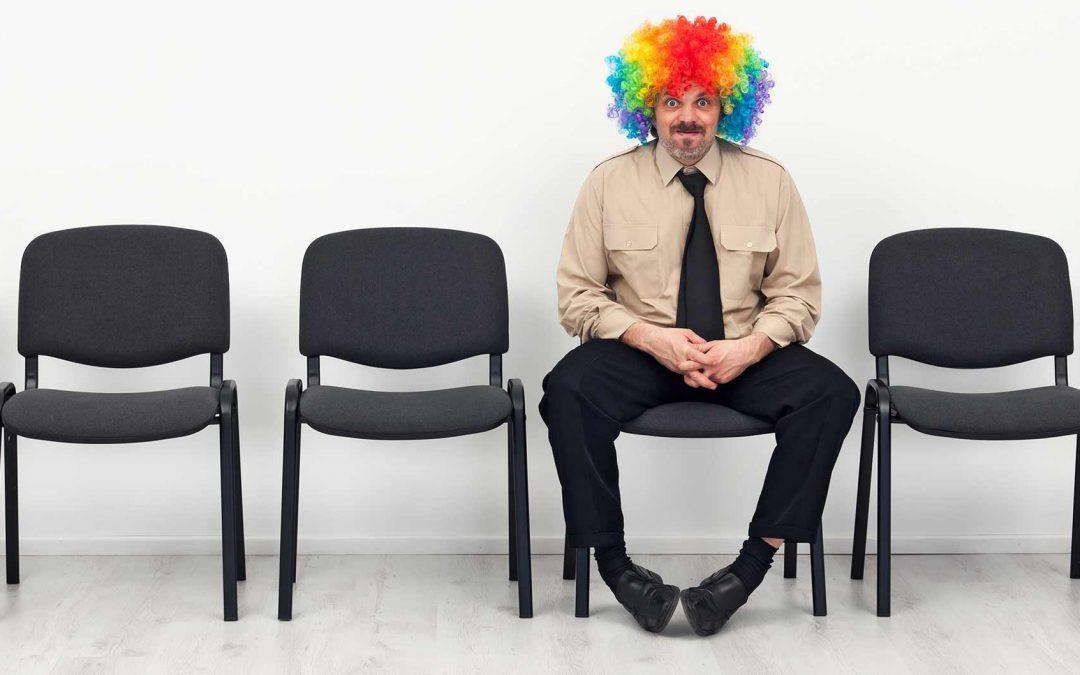 Wir sagen den Horror-Clowns den Kampf an