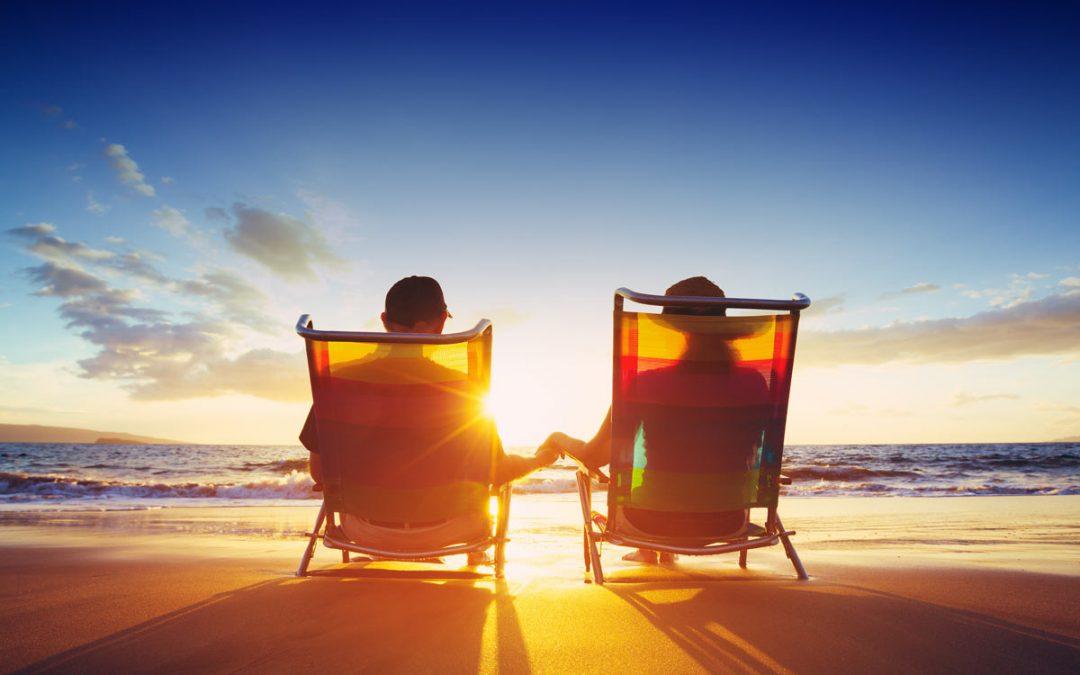 Der Urlaub naht | Entspannung und ein sicheres Zuhause