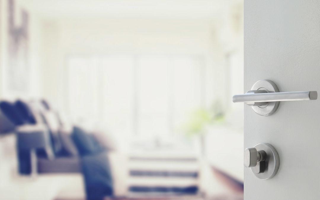 Türsicherheit | Einbruchschutz für Ihre Tür | Gefahrenmeldeanlage